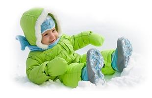 Распродажа зимней детской обуви